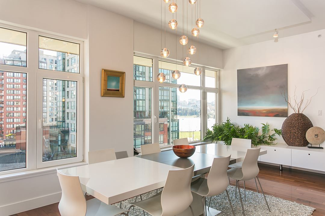 Photo 6: Photos: 603 1275 HAMILTON STREET in Vancouver: Yaletown Condo for sale (Vancouver West)  : MLS®# R2048508