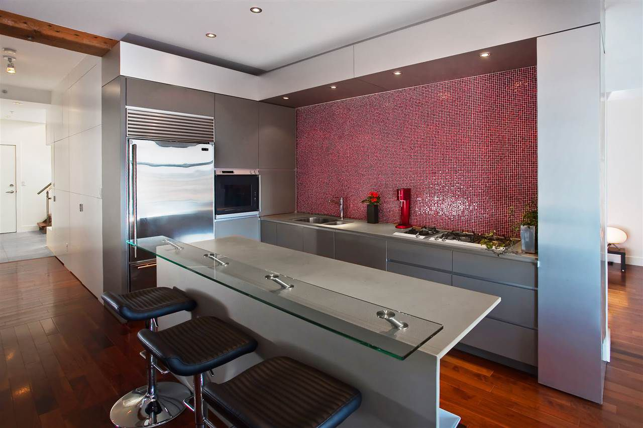 Photo 7: Photos: 603 1275 HAMILTON STREET in Vancouver: Yaletown Condo for sale (Vancouver West)  : MLS®# R2048508