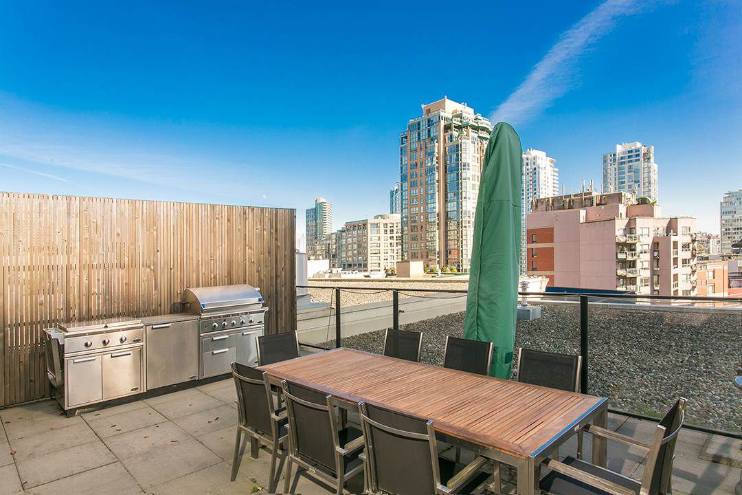 Photo 17: Photos: 603 1275 HAMILTON STREET in Vancouver: Yaletown Condo for sale (Vancouver West)  : MLS®# R2048508
