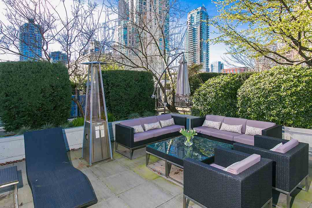 Photo 18: Photos: 603 1275 HAMILTON STREET in Vancouver: Yaletown Condo for sale (Vancouver West)  : MLS®# R2048508
