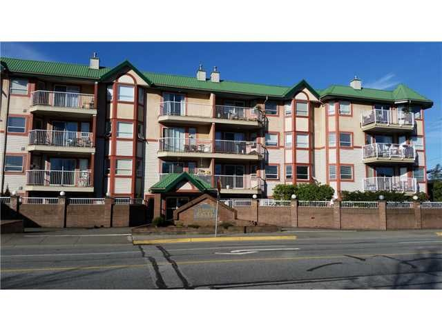 Main Photo: 217 22661 LOUGHEED HIGHWAY in Maple Ridge: East Central Condo for sale : MLS®# R2049130