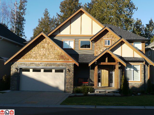 """Main Photo: 11 3086 EASTVIEW Street in Abbotsford: Central Abbotsford House for sale in """"EASTVIEW"""" : MLS®# F1203525"""
