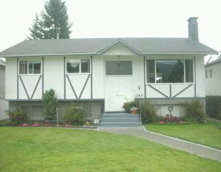 Main Photo: 745 East 16th Street: House for sale (Boulevard)  : MLS®# V602714