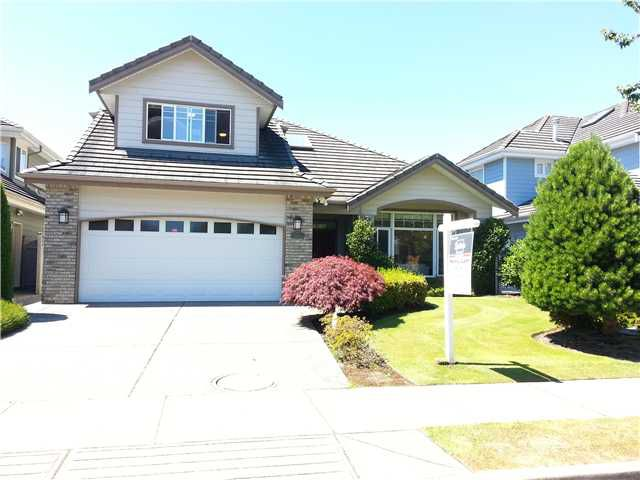 Main Photo: 6111 PEARKES DR in Richmond: Terra Nova House for sale : MLS®# V1016194