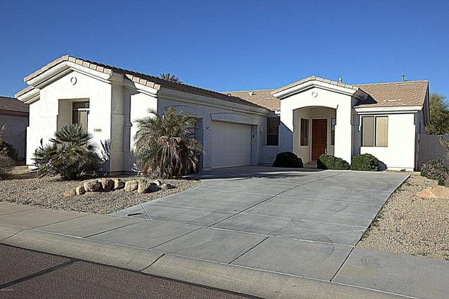 Main Photo: 14480 W. Cora Lane in GOODYEAR: House for sale : MLS®# 5055333