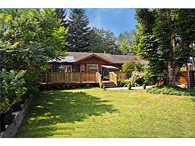 Main Photo: 33086 CHERRY AV in Mission: Mission BC House for sale : MLS®# F1446859