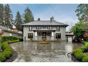 Main Photo: 6530 Marine Crescent in Vancouver: S.W. Marine Dr House for sale (Vancouver West)  : MLS®# V865219