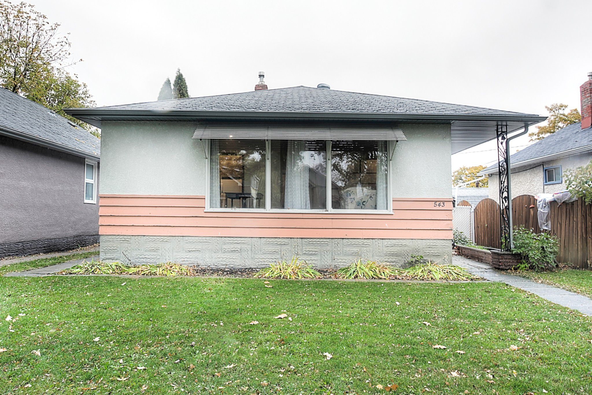 Main Photo: 543 Tremblay Street in Winnipeg: Single Family Detached for sale (1B)  : MLS®# 1827145