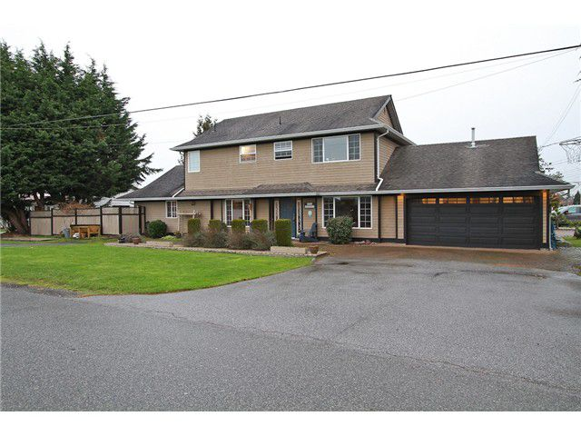 Main Photo: 3291 BROADWAY ST in Richmond: Steveston Village House for sale : MLS®# V1096485