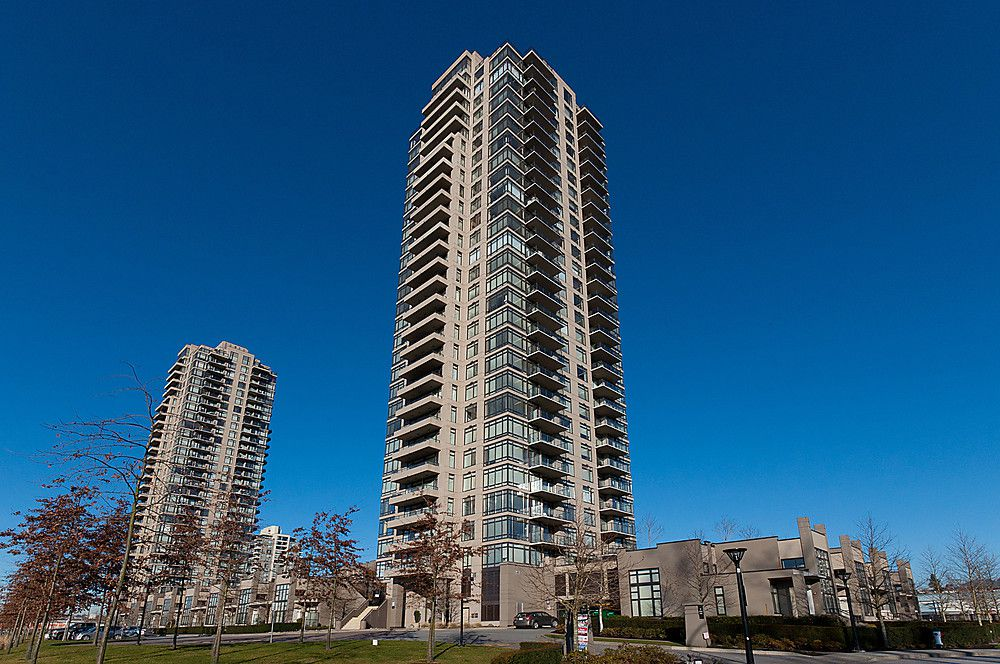 """Main Photo: 1705 2355 MADISON Avenue in Burnaby: Brentwood Park Condo for sale in """"OMA 1"""" (Burnaby North)  : MLS®# V931039"""