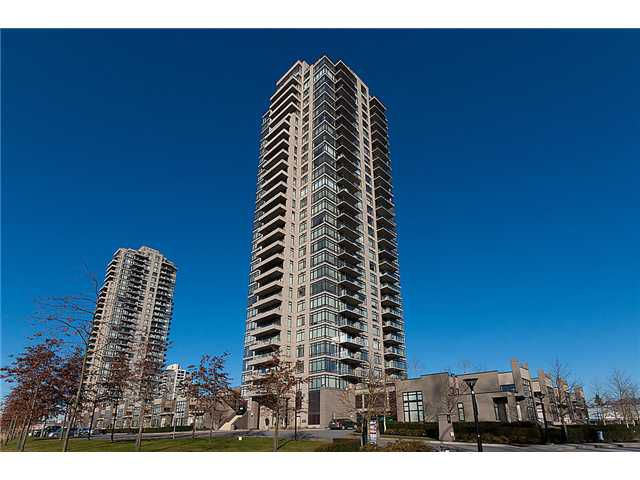 "Main Photo: 1705 2355 MADISON Avenue in Burnaby: Brentwood Park Condo for sale in ""OMA 1"" (Burnaby North)  : MLS®# V931039"