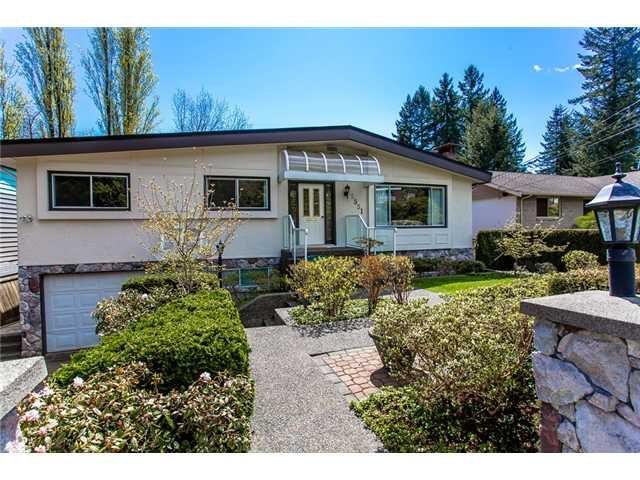 Main Photo: 2551 BELLOC Street in North Vancouver: Blueridge NV House for sale : MLS®# V1005344