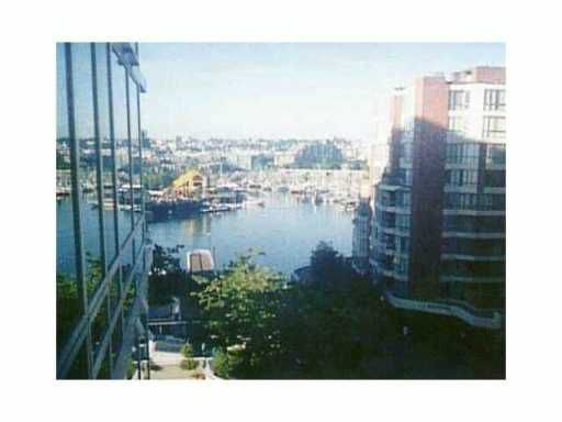 Main Photo: # 910 1500 HORNBY ST in Vancouver: Yaletown Condo for sale (Vancouver West)  : MLS®# V1085797