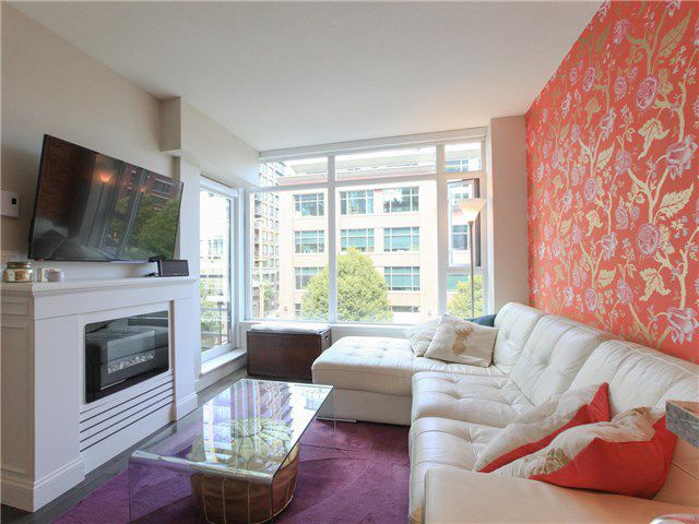 Main Photo: # 407 1133 HOMER ST in Vancouver: Yaletown Condo for sale (Vancouver West)  : MLS®# V1135547