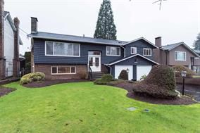 Main Photo: 936 Jarvis Street in Coquitlam: Harbour Chines House for sale : MLS®# R2028909