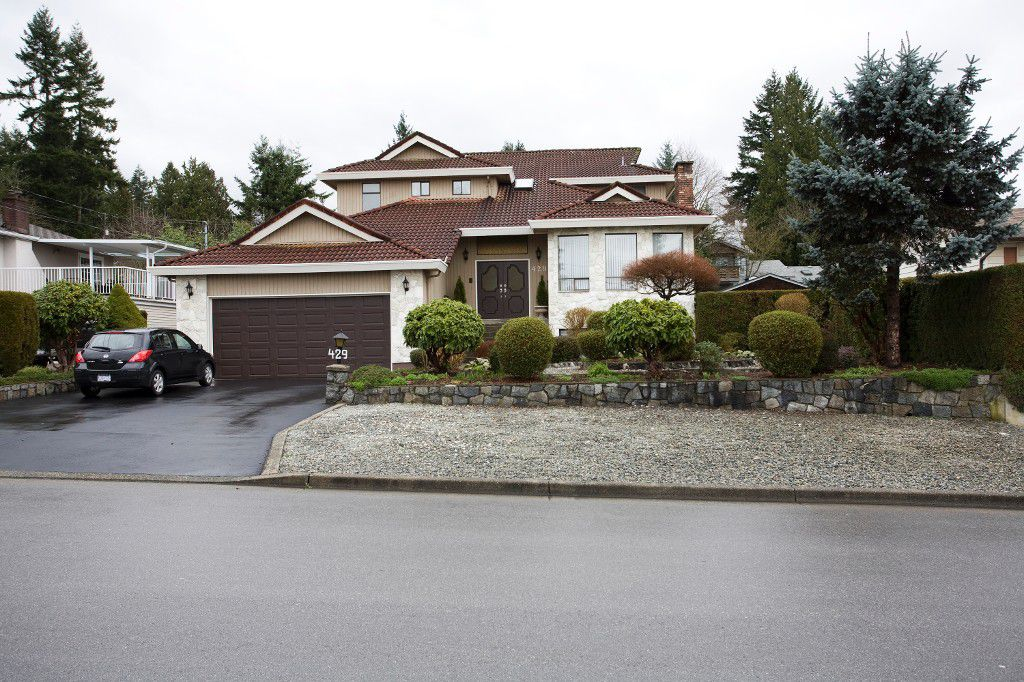 Main Photo: 429 Lakeview Street in Coquitlam: Central Coquitlam House for sale : MLS®# R2037527
