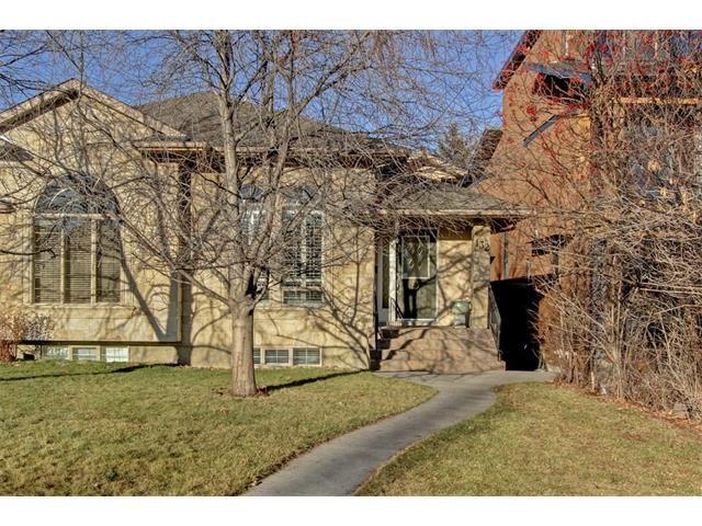 Main Photo: 132 24 AV NW in Calgary: Tuxedo Park House for sale : MLS®# C4090970