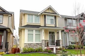 Main Photo: 10415 ROBERTSON STREET in Maple Ridge: Albion House for sale : MLS®# R2144037