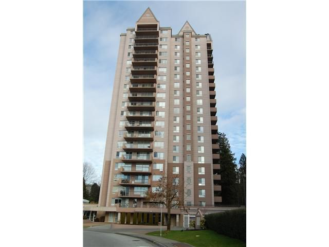 "Main Photo: 504 545 AUSTIN Avenue in Coquitlam: Coquitlam West Condo for sale in ""BROOKMERE TOWERS"" : MLS®# V930086"
