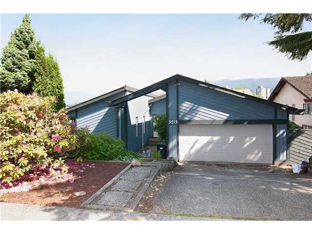 Main Photo: 3213 PINDA Drive in Port Moody: Port Moody Centre House for sale : MLS®# V965003