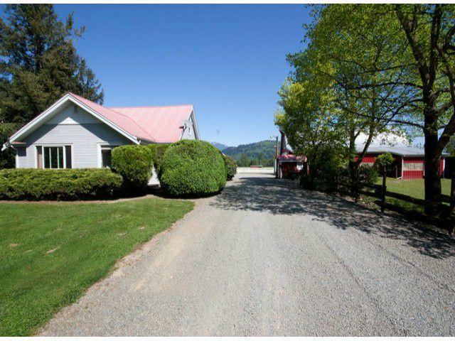 Main Photo: 42975 SOUTH SUMAS Road in Sardis: Greendale Chilliwack House for sale : MLS®# H1301840