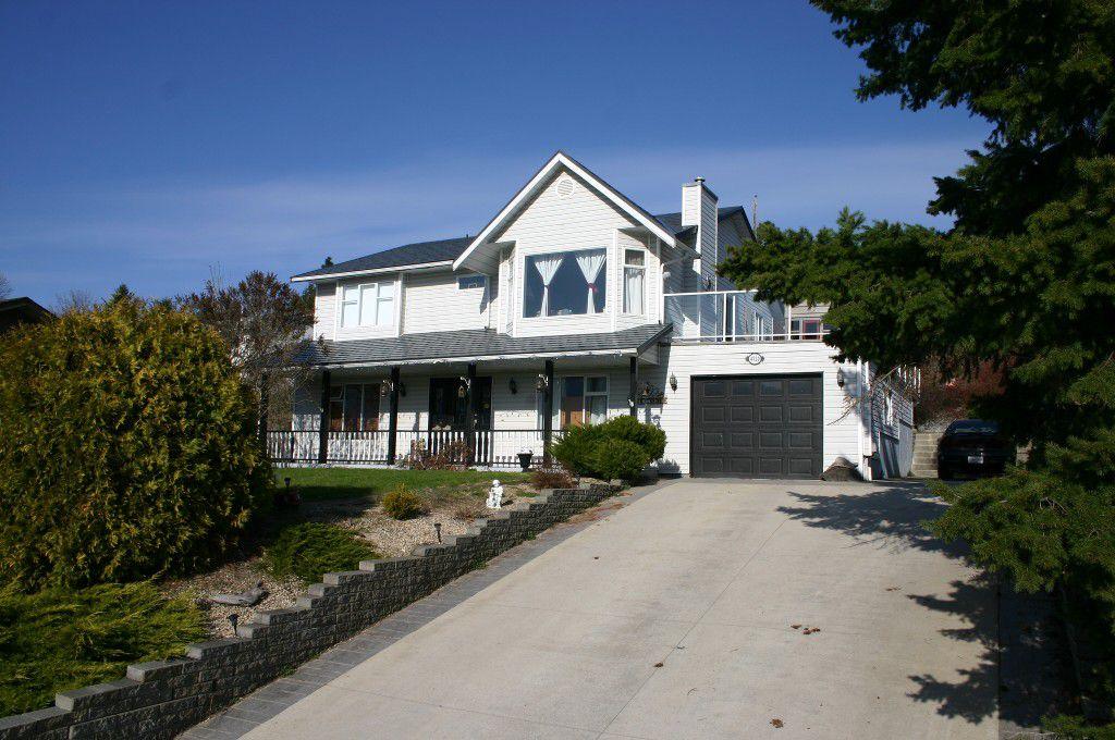 Main Photo: 4720 Northeast 14 Street in Salmon Arm: NE Salmon Arm House for sale (Shuswap/Revelstoke)  : MLS®# 10077001