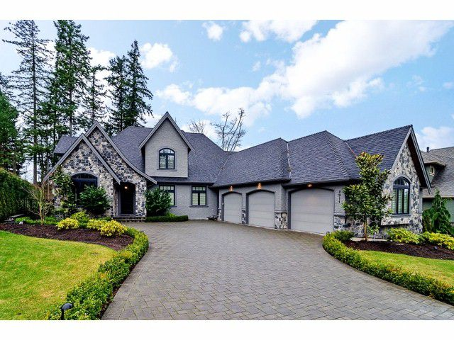 Main Photo: 2911 146 ST in Surrey: Elgin Chantrell House for sale (South Surrey White Rock)  : MLS®# F1402324