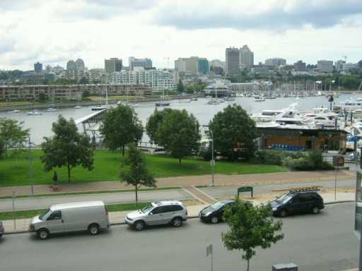 """Main Photo: 503 1033 MARINASIDE CR in Vancouver: False Creek North Condo for sale in """"QUAYWEST I"""" (Vancouver West)  : MLS®# V604748"""