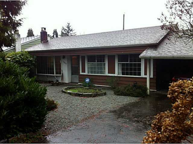 Main Photo: 1525 W 15th St in : Norgate House for sale (North Vancouver)  : MLS®# V1044823