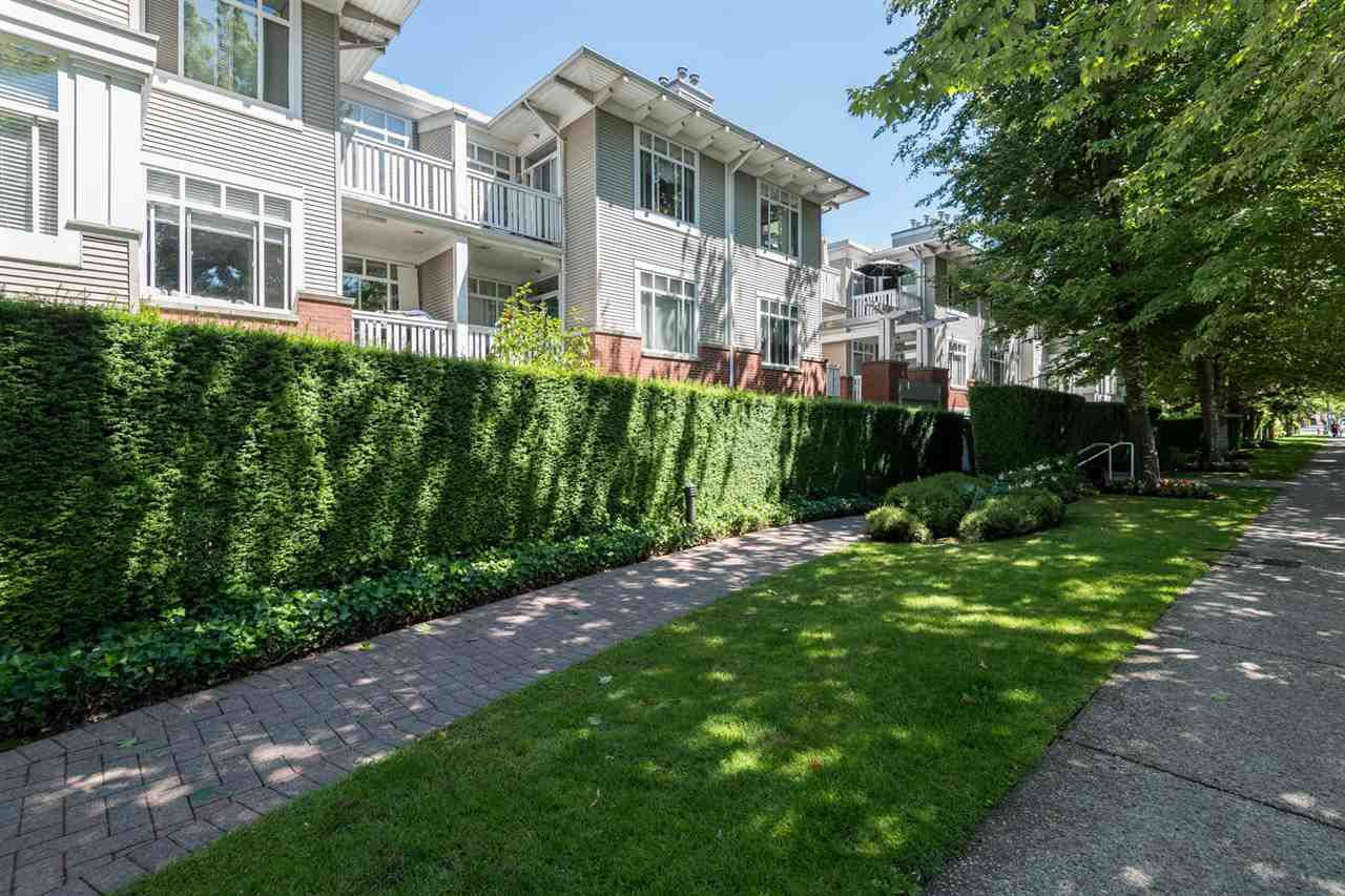 Main Photo: 215 1675 W 10TH AVENUE in Vancouver: Fairview VW Condo for sale (Vancouver West)  : MLS®# R2281835