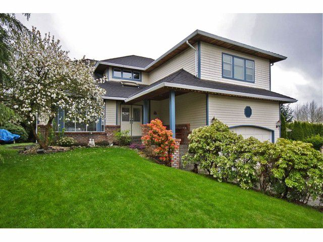 """Main Photo: 6524 CLAYTONHILL Grove in Surrey: Cloverdale BC House for sale in """"CLAYTON HILLS"""" (Cloverdale)  : MLS®# F1309321"""