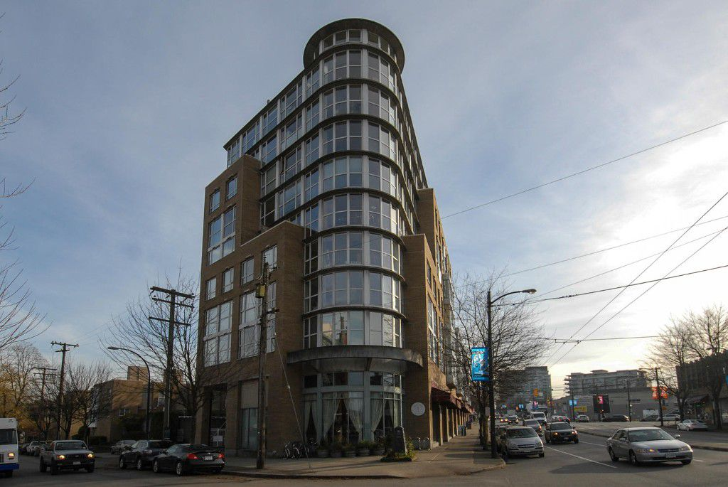 Main Photo: # 213 288 E 8TH AV in Vancouver: Mount Pleasant VE Condo for sale (Vancouver East)  : MLS®# V1036742