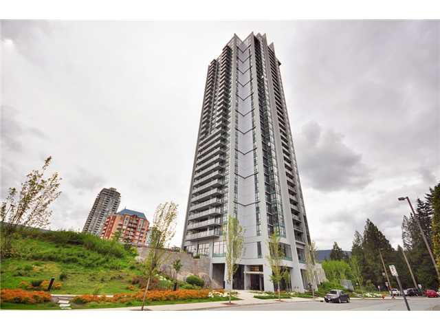 Main Photo: # 3506 1178 HEFFLEY CR in Coquitlam: North Coquitlam Condo for sale : MLS®# V1099902