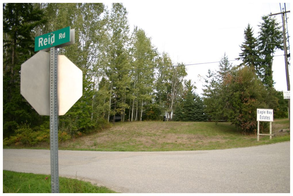 Main Photo: Lot 1 Eagle Bay Road in Eagle Bay: Eagle Bay Estates Vacant Land for sale : MLS®# 10105919