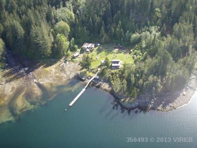 Main Photo: DL 1095 Walters Point in : 10 Small Islands (Zone 1) House for sale (Zone 10 - Islands)  : MLS®# 356493