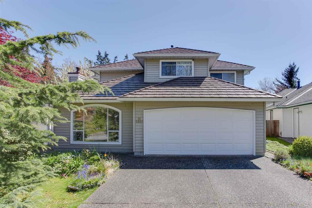 Main Photo: 10 5260 FERRY ROAD in Delta: Neilsen Grove House for sale (Ladner)  : MLS®# R2159727