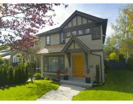 Main Photo: 5305 TRAFALGAR Street in Vancouver: Kerrisdale House for sale (Vancouver West)  : MLS®# V629063