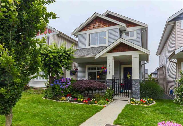 Photo 1: Photos: 16627 59A Avenue in Surrey: Cloverdale BC House for sale (Cloverdale)  : MLS®# R2287979