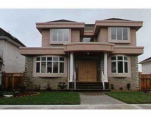 Main Photo: 138 W 47TH AV in Vancouver: Oakridge VW House for sale (Vancouver West)  : MLS®# V565098