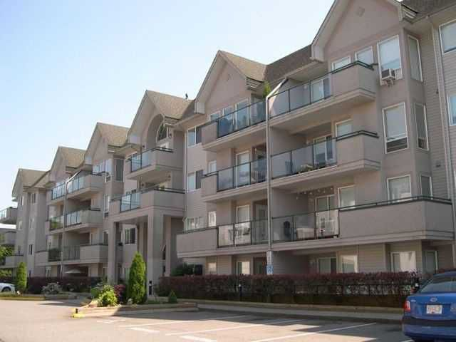 "Main Photo: # 204 33728 KING RD in Abbotsford: Poplar Condo for sale in ""College Park Place"" : MLS®# F1309110"