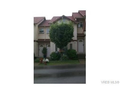 Main Photo: 8 4540 West Saanich Road in VICTORIA: SW Royal Oak Townhouse for sale (Saanich West)  : MLS®# 191647