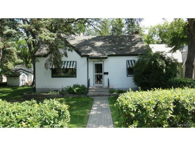 Main Photo: 791 Kildonan Drive in WINNIPEG: East Kildonan Residential for sale (North East Winnipeg)  : MLS®# 1421594