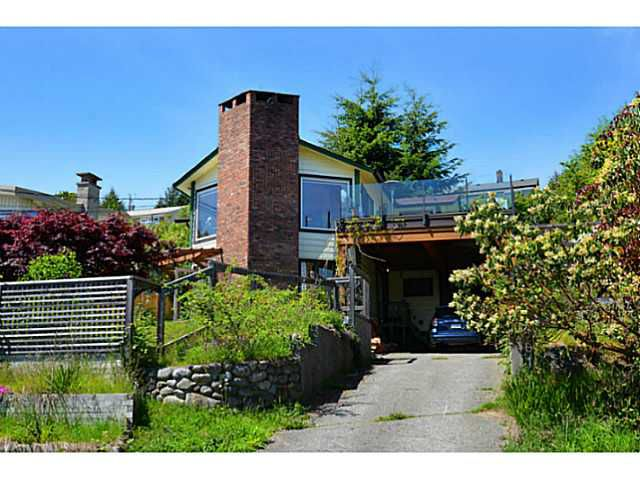 Main Photo: 501 SARGENT RD in Gibsons: Gibsons & Area House for sale (Sunshine Coast)  : MLS®# V1058089