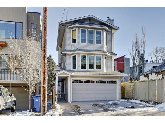Main Photo: 2514 16B ST SW in Calgary: Bankview House for sale : MLS®# C4041437