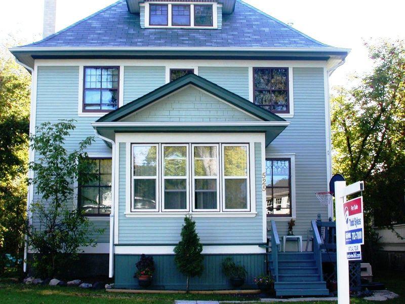 Main Photo: 525 Raglan Road/ Wolseley in Winnipeg: West End / Wolseley House/Single Family for sale (Wolseley)  : MLS®# 2515189