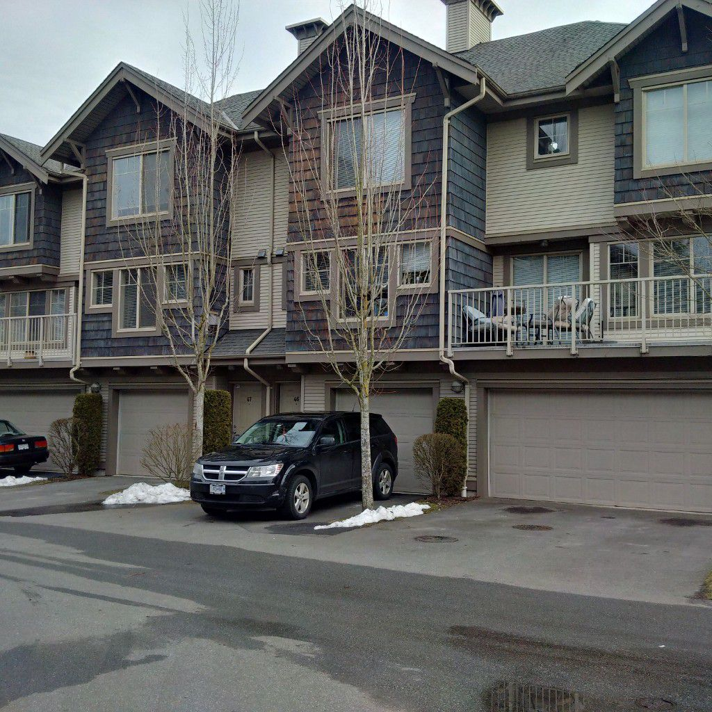 Main Photo: #46 20761 Duncan Way: Langley City Townhouse for sale (Langley)  : MLS®# R2139171
