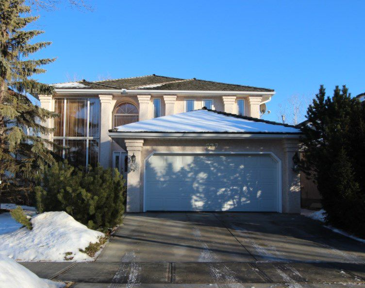 Main Photo: 927 Burrows Crescent NW in Edmonton: House for sale
