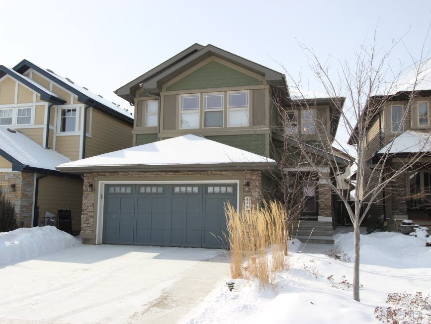 Main Photo: 479 Ainslie Crescent SW in Edmonton: House for sale