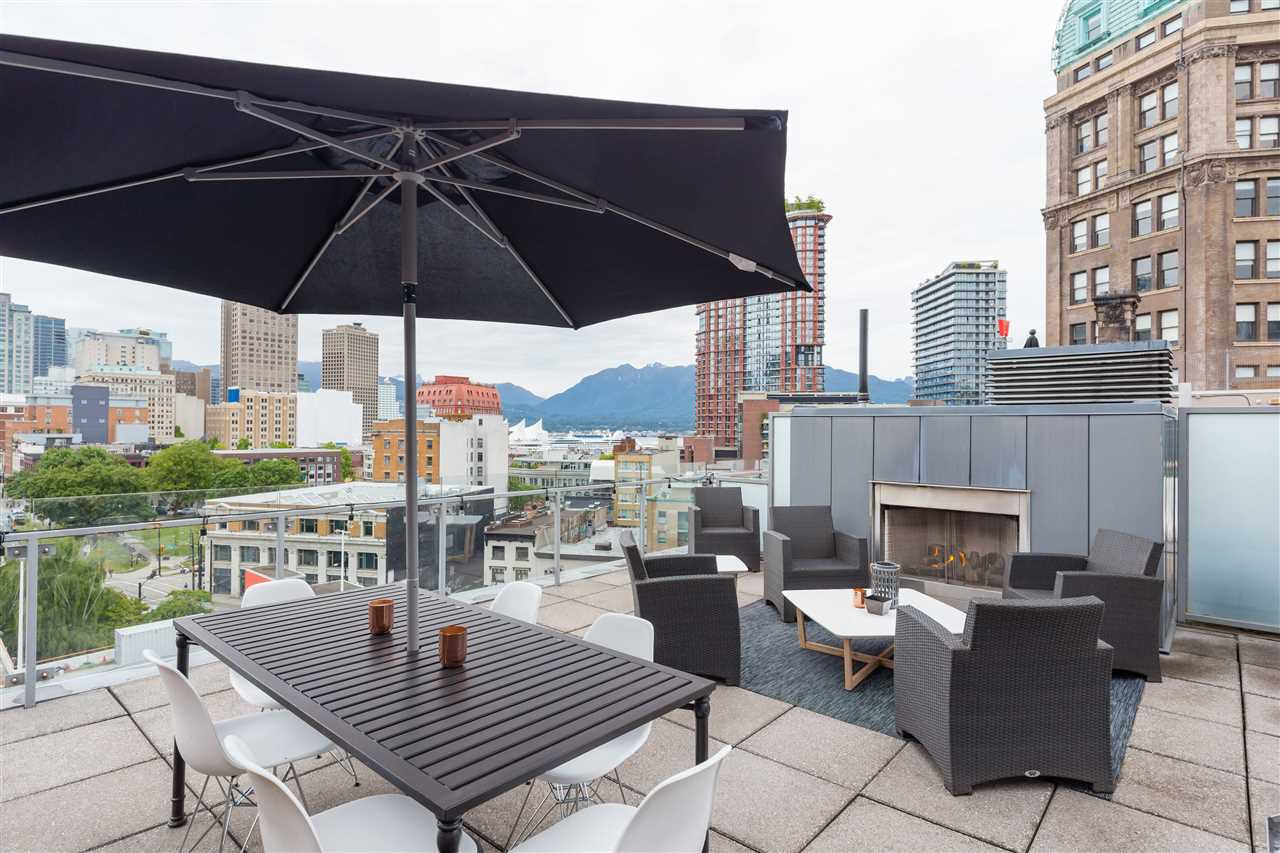 Main Photo: 901 528 BEATTY STREET in Vancouver: Downtown VW Condo for sale (Vancouver West)  : MLS®# R2281461