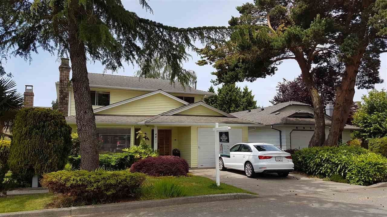 Main Photo: 4411 HERMITAGE DRIVE in : Steveston North House for sale : MLS®# R2146811